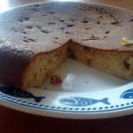 Пошаговый рецепт ванильного кекса