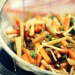 Салат из сельдерея по-корейски