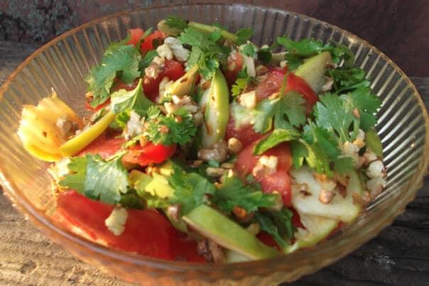 тайские салаты дома