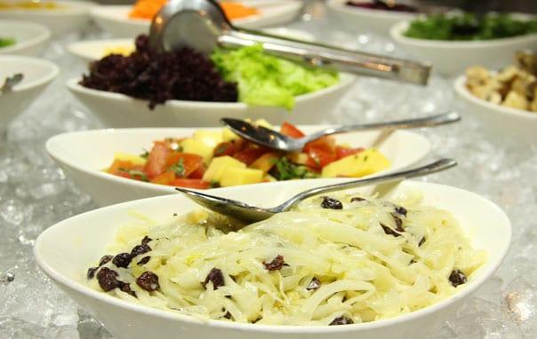 Быстрый салат на скорую руку