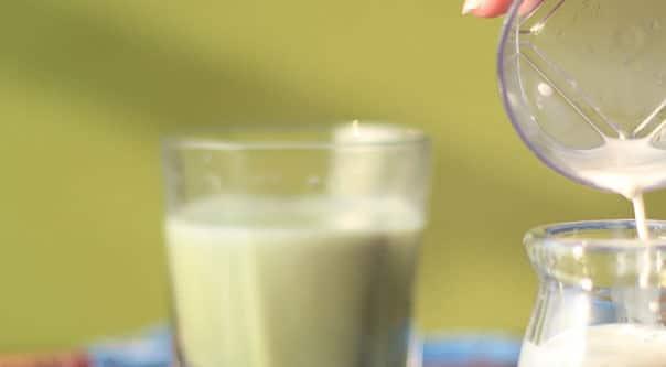 Молоко с имбирем