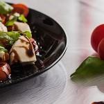 Салат с брынзой