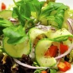 Легкие и быстрые салаты