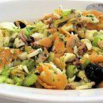 Салат из сельдерея стеблевого
