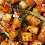 Кабачки по-корейски