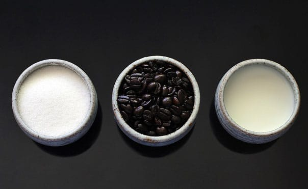 Кофейный смузи