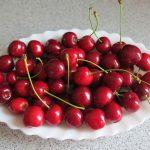 Как приготовить компот из черешни