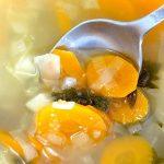 Суп с крапивой и щавелем