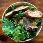 Салат со щавелем, рецепты
