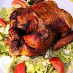 Курица с медом в соевом соусе