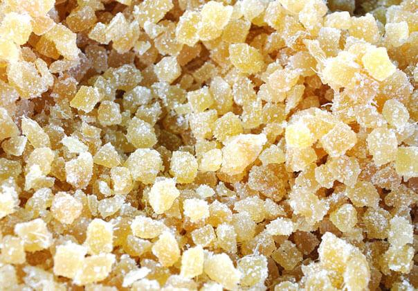 Имбирь в сахаре – рецепты десертов с имбирем