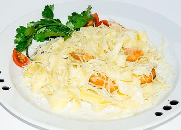 салат-с-омлетом