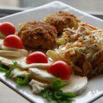 Салат из свежей капусты и моркови