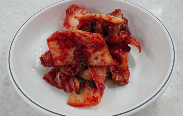 Капуста по-корейски