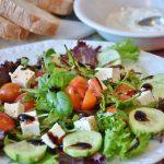 Легкие летние салаты