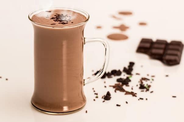шоколадный-смузи