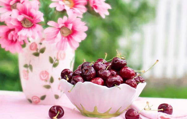 Как сварить вишневый компот
