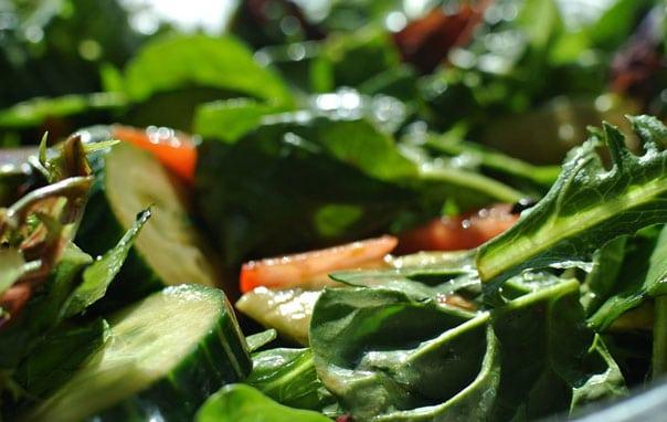 Салат из щавеля свежего