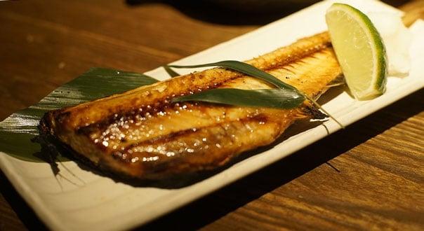 Рыба, жаренная под маринадом