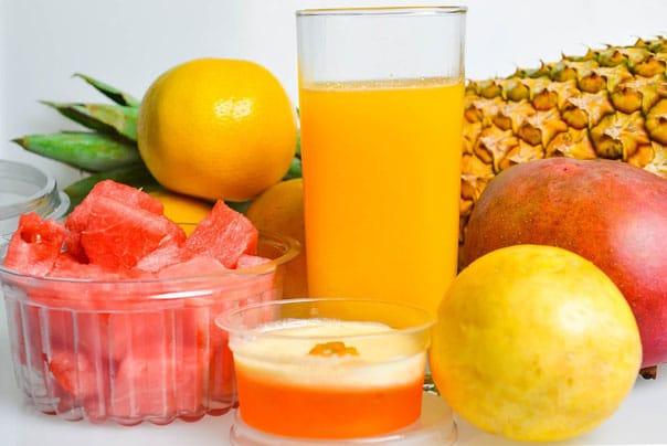 Смузи с манго