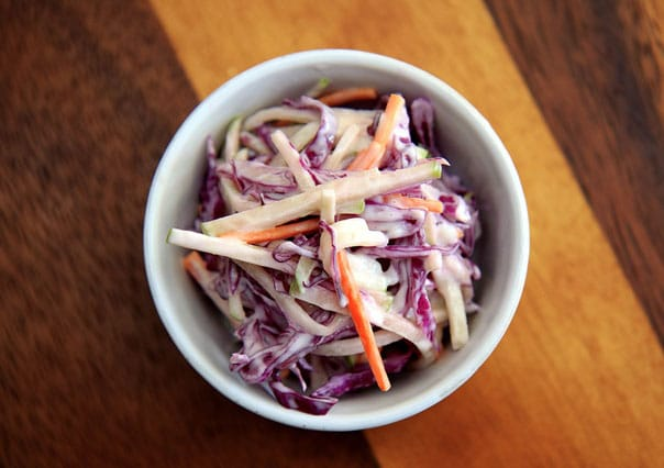 Заправка для салата из капусты